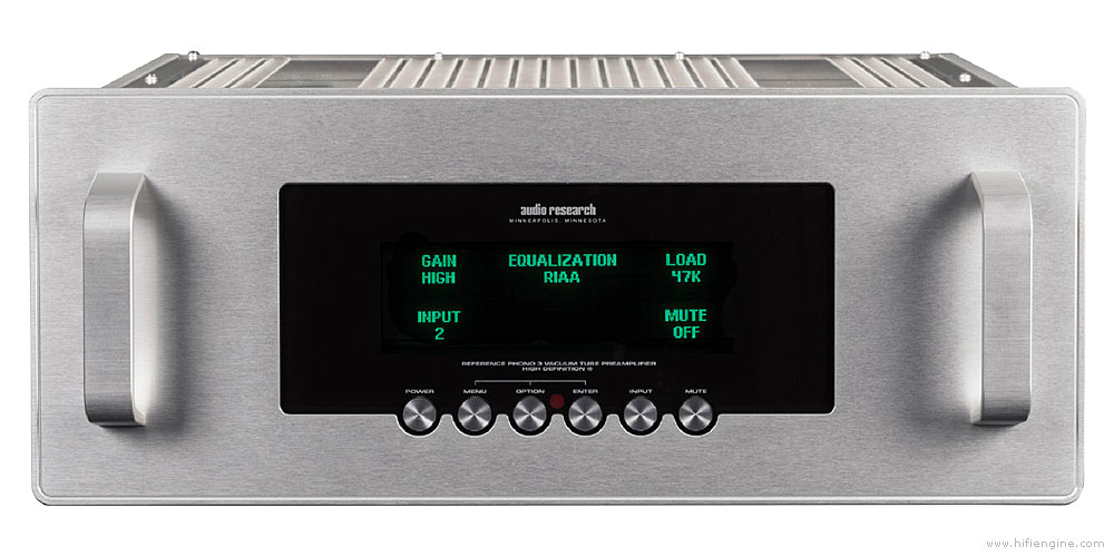 audio_research_reference_phono_3_phono_preamplifier